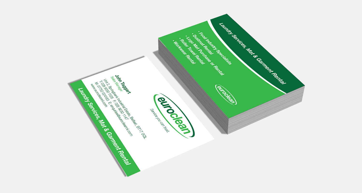Stationary smith design agency business card design print belfast 6 reheart Images